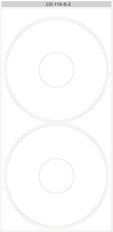 sticker template, label template, free download - e-print
